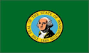 image of Washington State Flag